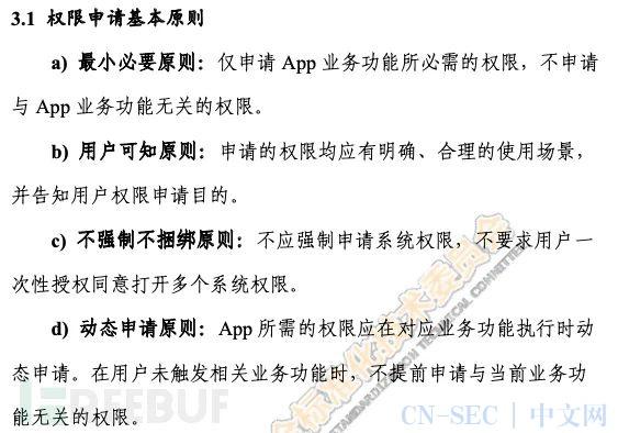 App安全合规的思考之权限问题