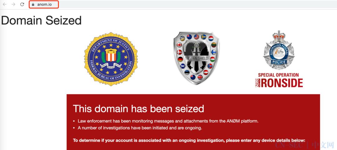 """社工与加密的完美组合,造就了FBI史上浩大的""""钓鱼""""工程"""