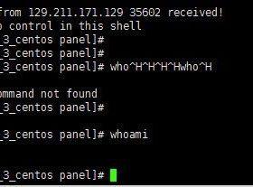 宝塔linux面板 <6.0 存储形xss 0day漏洞