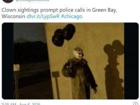 华盛顿特区警方的数据泄露揭示对社交媒体上小丑相关账户的监视
