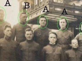 一战期间的照片中隐藏着密码信息?