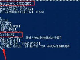 【干货   附下载】利用AWVS对目标后台批量检测弱口令