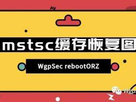 从mstsc缓存恢复图像