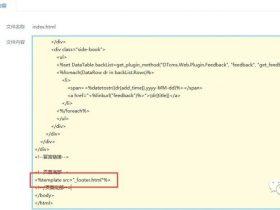 代码审计之DTCMS V5.0后台漏洞两枚