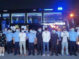 【安全圈】贵州省贵阳市修文县公安局精准打掉一个涉嫌帮助信息网络犯罪活动团伙 抓获16名犯罪嫌疑人