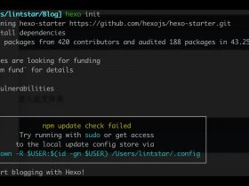 MacOS下重建Hexo博客2.0全记录